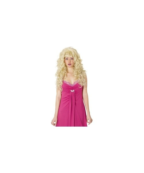 Baby Doll Wig Blonde