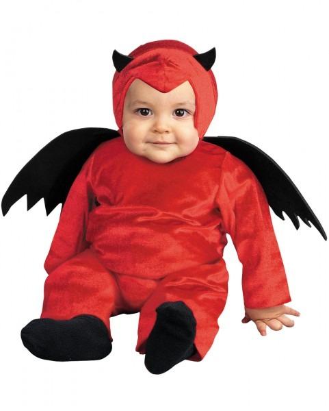 Baby Costume Little Devil 12