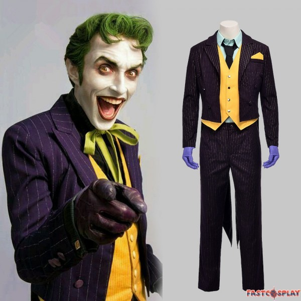 Real Joker Costume Ideas U0026 Accessories For Your Diy