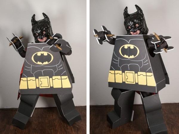 Make Halloween A Breeze With A Diy Lego Batman Costume Tutorial