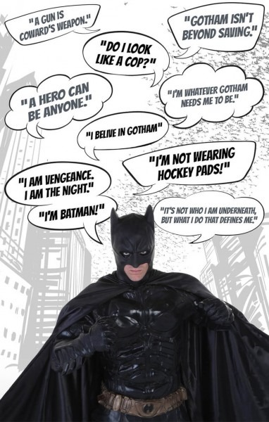 Batman Costumes & Suits For Halloween
