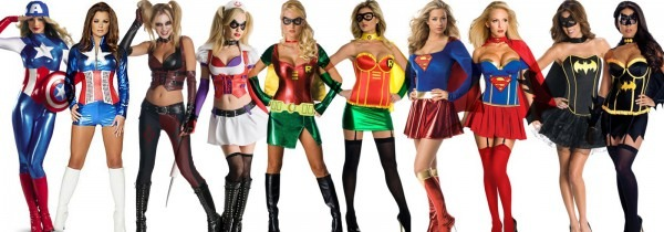 Best Female Halloween Costumes For Your Body Type Focus
