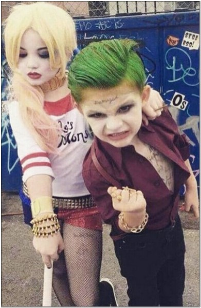Best Kid Joker Costume