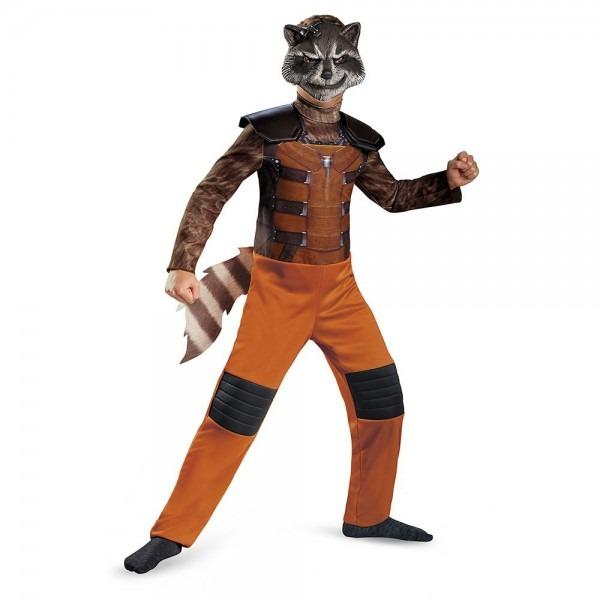 Shop Boys Rocket Raccoon Classic Halloween Costume