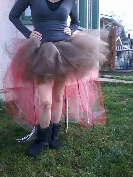 Fairy Tutu, Hi Low Tutu, Fairy Costume, Fairy Tutu, Adult Fairy