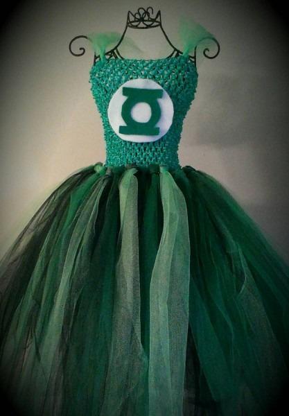 Green Lantern Halloween Costume Birthday Cosplay Baby Toddler