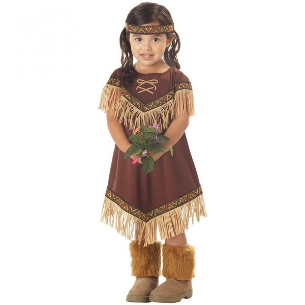 Shop California Costumes Lil' Indian Princess Toddler Costume