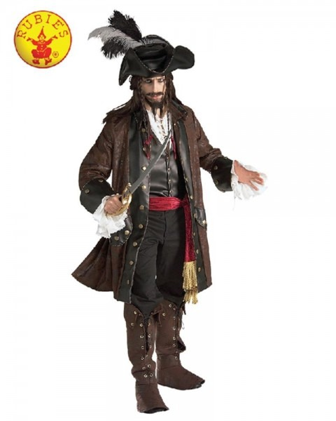 Caribbean Pirate Collectors Edition Adult For Sale