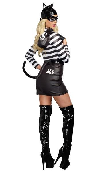 Cat Burglar Halloween Costume
