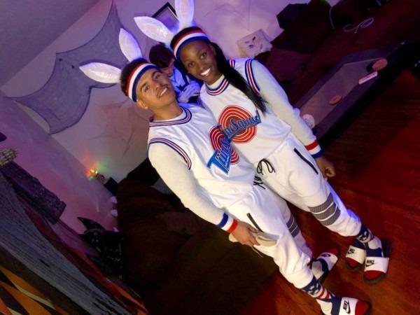 Bugs Bunny And Lola Bunny