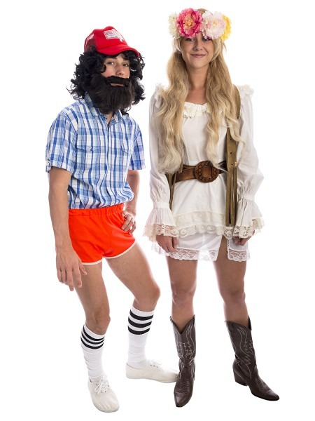 Jenny And Forrest Gump Couples Costume