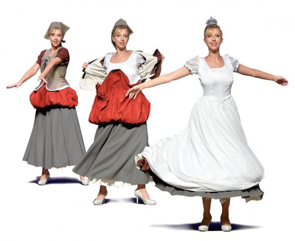 Cmt Takes Cinderella From Peasant To Princess, In A Flash