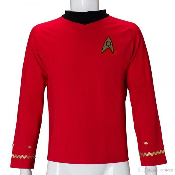 Cosplay Star Trek The Original Series Tos Cosplay Costume Scotty