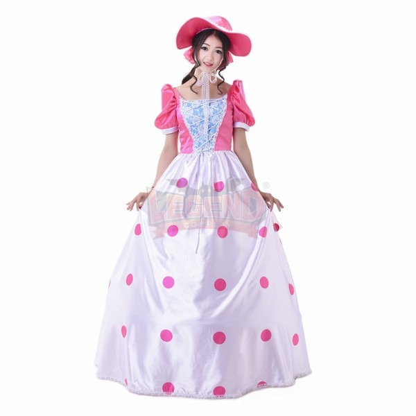 Cosplaylegend Woody's Girlfriend Toy Story Bo Peep Cosplay Adult