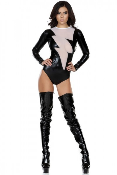Electrify Sexy Superhero Costume