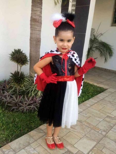 Costumes For Baby Girls Elegant Cruella De Vil Cruella Deville