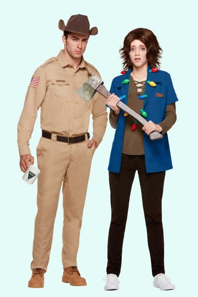 55 Best Halloween Costumes For Couples 2018