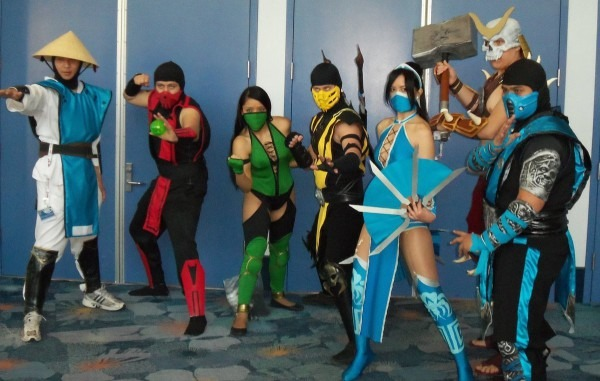 Mortal Kombat Cosplay Ideas & Costume Guides For Cosplay & Halloween