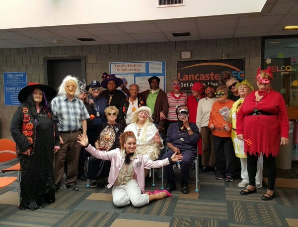 Lancaster Rec On Twitter   Tomorrow Is Our Senior Center Halloween