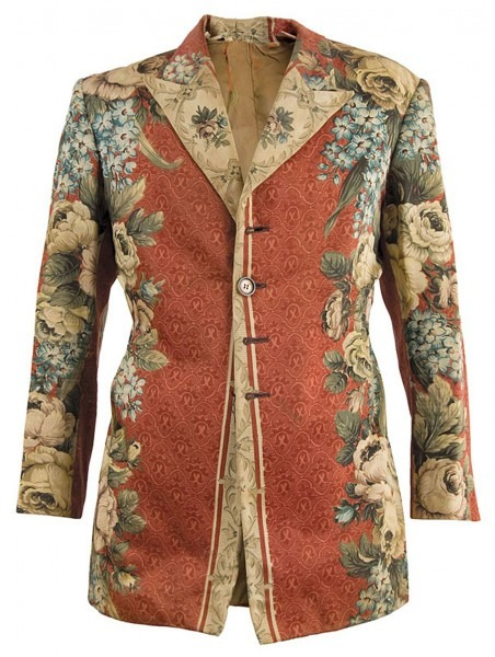 Jacket Owned By Jimi Hendrix From Dandie Fashions