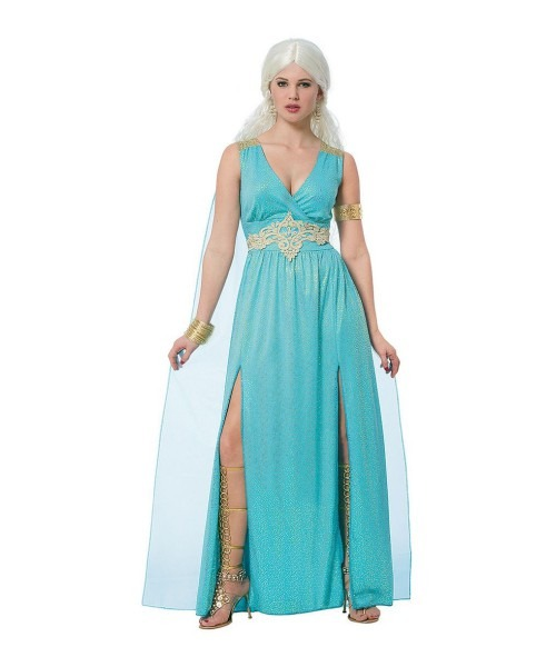 Game Of Thrones Daenerys Targaryen Womens Costume Deluxe