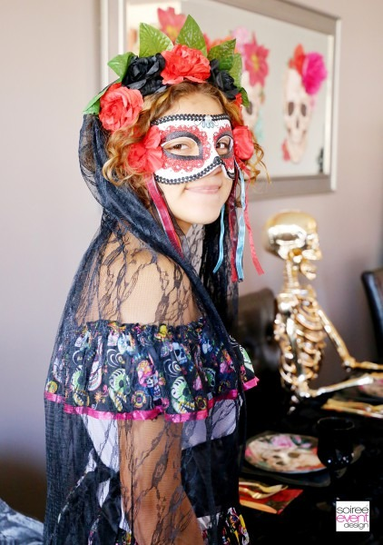 Wicked Day Of The Dead Party Ideas