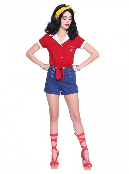 Hot Topic Dc Comics Bombshells Collection  What Is This  Clothing