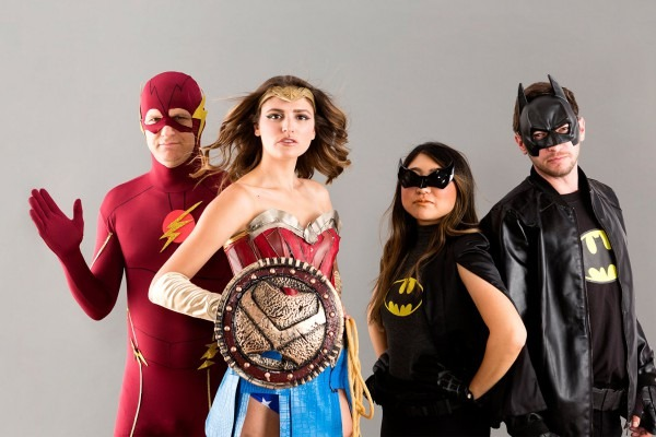 The Ultimate Superhero Halloween Costume Showdown  Dc Vs  Marvel