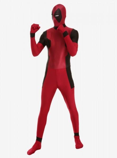 Deadpool Costume Suit