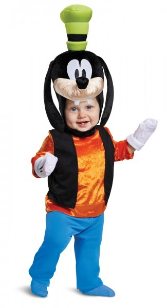 Goofy Classic Boys Infant Mickey Mouse Clubhouse Halloween Costume