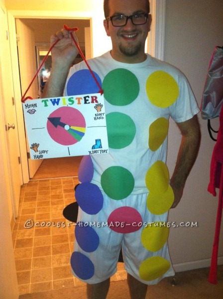 Dirty Twister 11463 20 Diy Costume For Men
