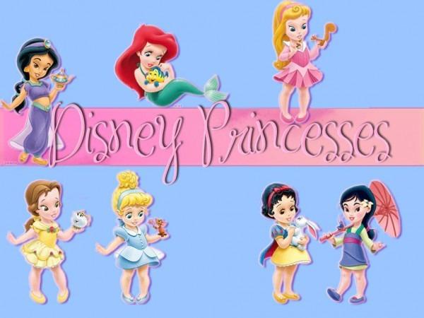 Little Disney Princesses Images Disney Little Princesses Hd