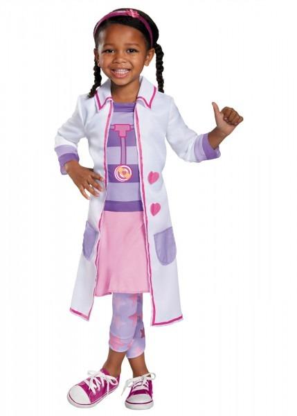 Disney Doc Mcstuffins Hospital Girls Costume