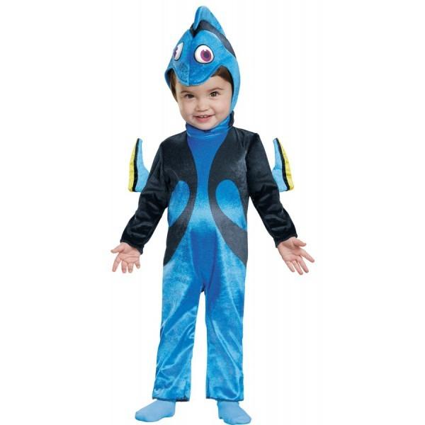 Dory Finding Nemo Toddler Costume