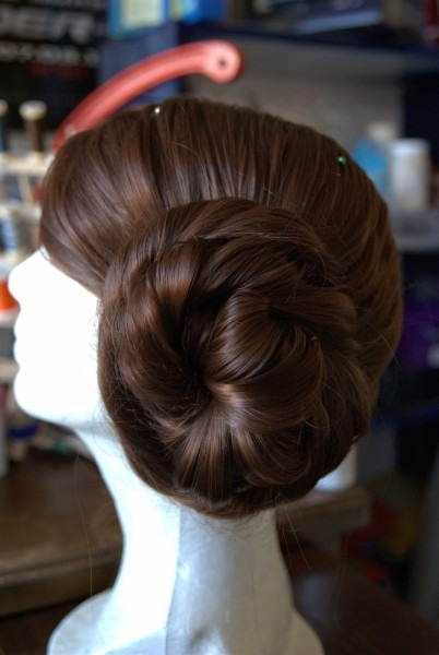 You Don't Have The Buns To Be Princess Leia  Making A Full Wig