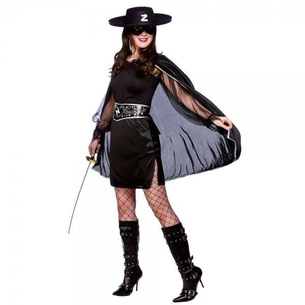 Female Zorro Costume Ideas