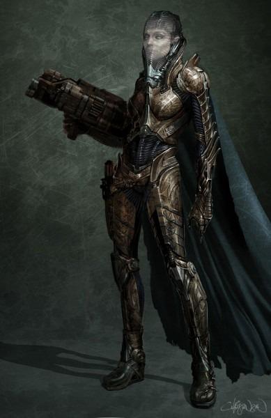 Faora's Armor