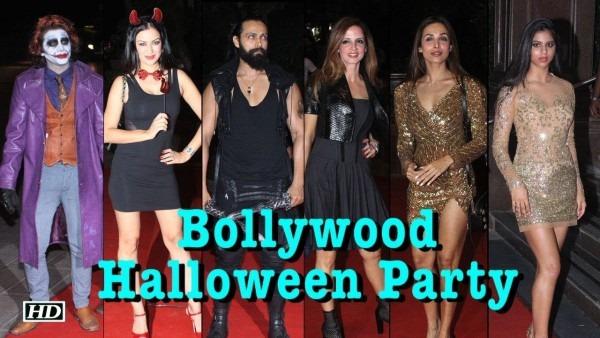 When Fashion Met Quirk At Gauri Khan Halloween Party