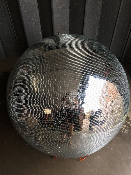 Extra Large Vintage Disco Ball For Sale At Pamono