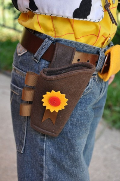 Woody Gun Holster Costume Piece   The Woody   Child And Adult