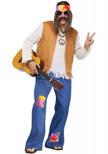 Hippie Clothing Men Hippie Outfits For Men