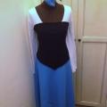 Ariel Blue Dress Costume