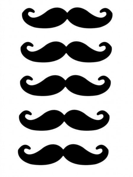 Free Lip And Mustache Printables  Photo Booth Props