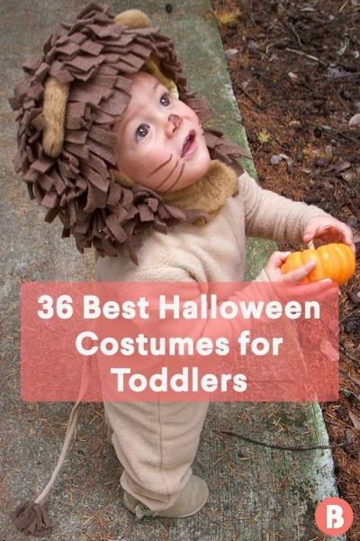 These Amazing Toddler Halloween Costumes Are Total Eye Candy