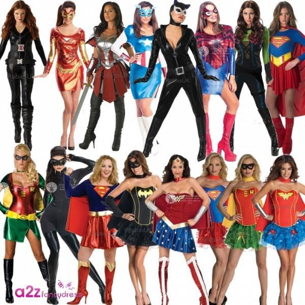38 Women Superheroes Costumes, Women 039;s Superhero Costumes For