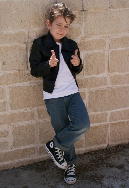 Greaser Costume Boy & Greaser Costume Sc 1 St Parties Costume