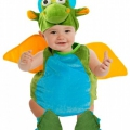 Green Dragon Toddler Costume