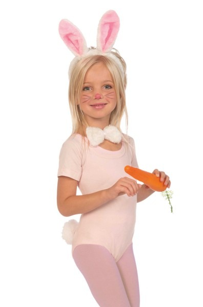 Child Bunny Costume Kit