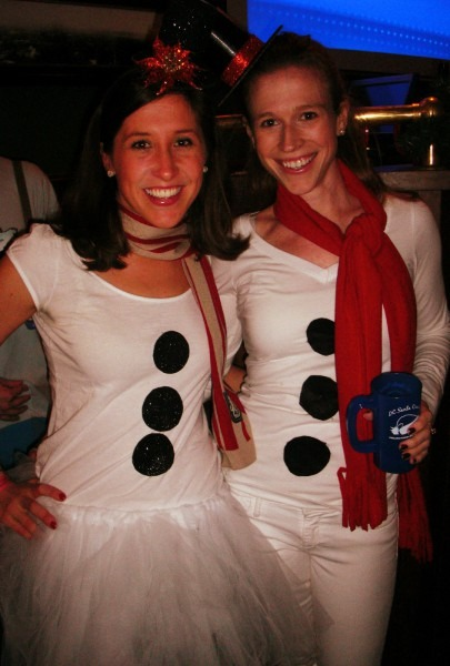 Adult Frost The Snowman Costume
