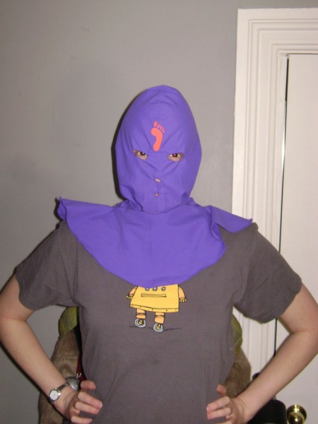 Shredder & The Foot Clan Costumes  6 Steps (with Pictures)